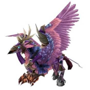 reigns of the long forgotten hippogryph