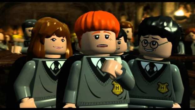 LEGO Harry Potter Years 1-4 (PS3/Vita)