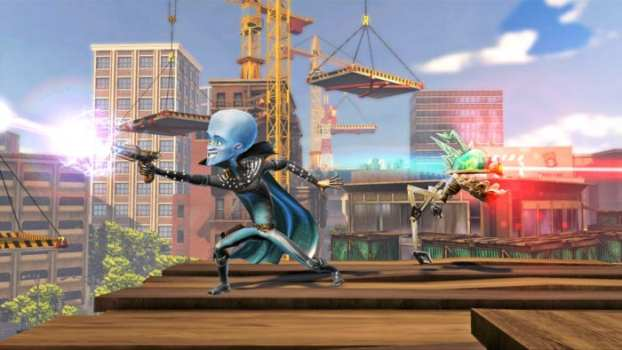 Megamind: Ultimate Showdown (PS3)