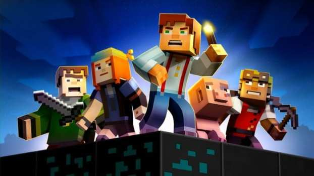 Minecraft: Story Mode (PS3/PS4/Vita)