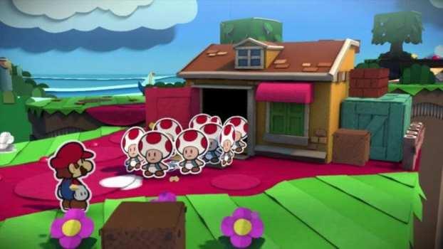 Paper Mario: Color Splash - Wii U (Oct. 7)