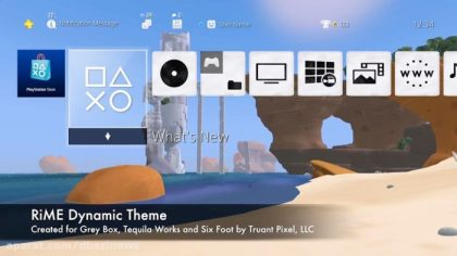 Best Anime Themes For Ps4 - theme anime