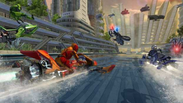 Riptide GP: Renegade (PS4/Xbox One/Switch/PC)