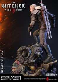 Witcher III Wild Hunt Statue
