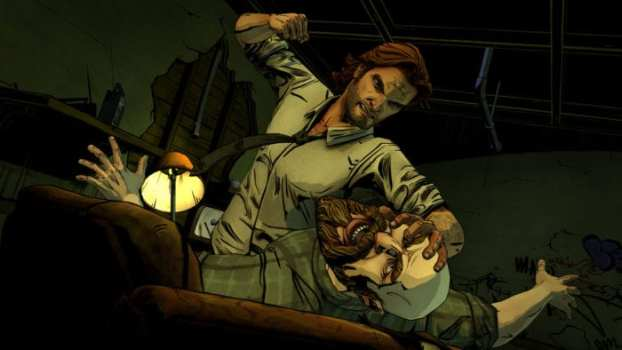 3. The Wolf Among Us