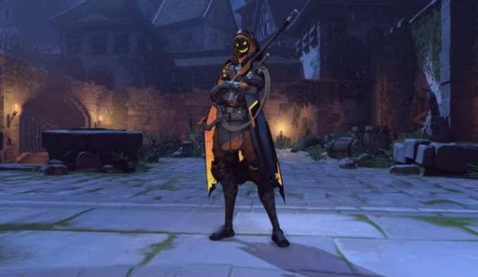 Overwatch Christmas 2019 Skins.All 12 New Overwatch Halloween Skins
