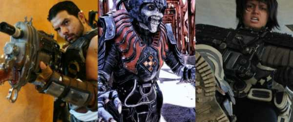 gears of war, gears of war 4, cosplay
