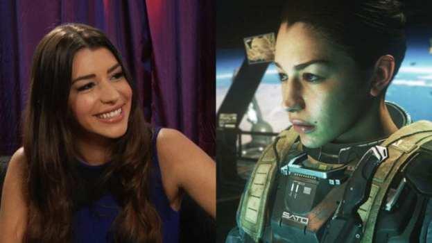 Jamie Gray Hyder - Lt. Nora Salter