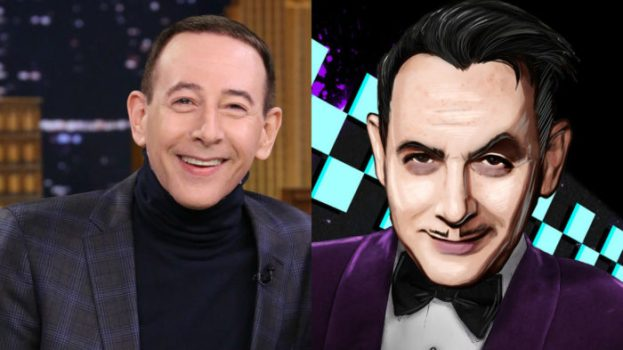 Paul Reubens - Willard Wyler