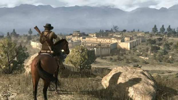 Red Dead Redemption (1911)