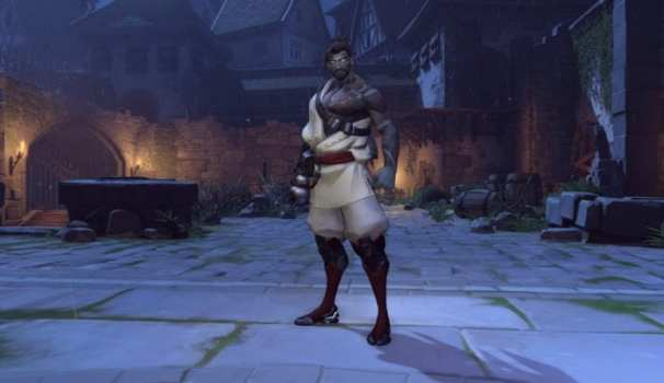 Demon Hanzo (Epic)