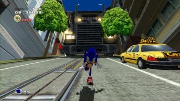 Sonic Adventure 2 - Dreamcast (2001)