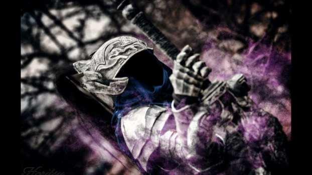 Knight Artorias of the Abyss - Dark Souls