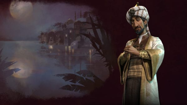 CIVILIZATION VI: SALADIN LEADS ARABIA