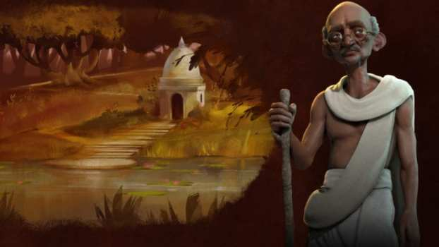 Gandhi - Peacekeeper