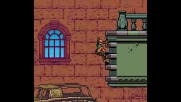 Tomb Raider: Curse of the Sword - Game Boy Color (2001)