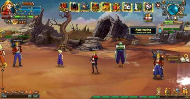4. Dragon Ball Online (PC)