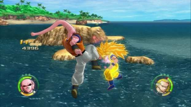 28. Dragon Ball: Raging Blast 2 (PS3,360)