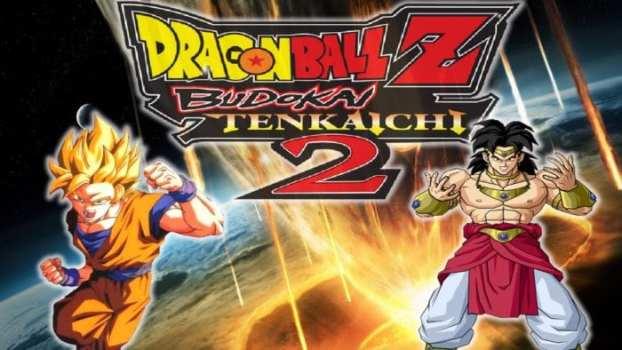8. Dragon Ball Z: Budokai Tenkaichi 2 (PS2, Wii)
