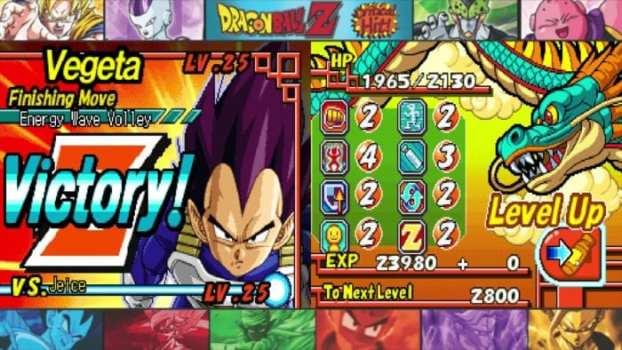 29. Dragon Ball Z: Harukanaru Densetsu (DS)