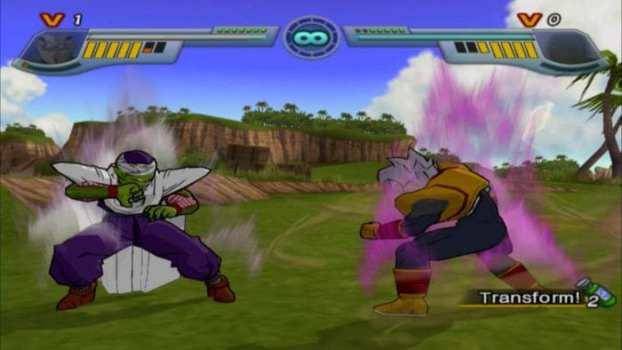 36. Dragon Ball Z: Infinite World (PS2)