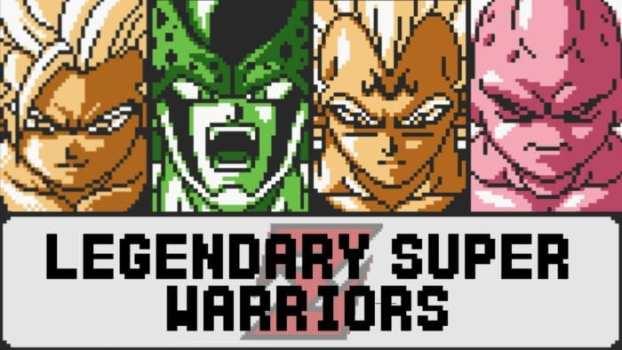10. Dragon Ball Z: Legendary Super Warriors (GBC)