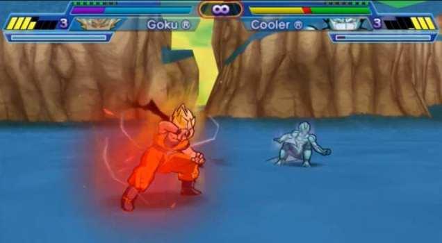 14. Dragon Ball Z: Shin Budokai (PSP)