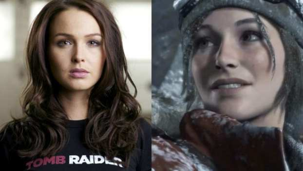 Meet The Voice Actors Of The Rise Of The Tomb Raider Cast