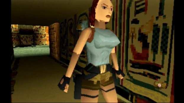 Tomb Raider - PlayStation 1 (1996)