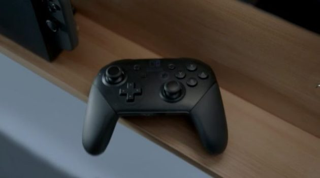 Pro Controller Support