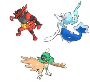 pokemon-sun-and-moon-starter-final-forms