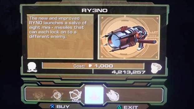 RYNO (Ratchet & Clank)