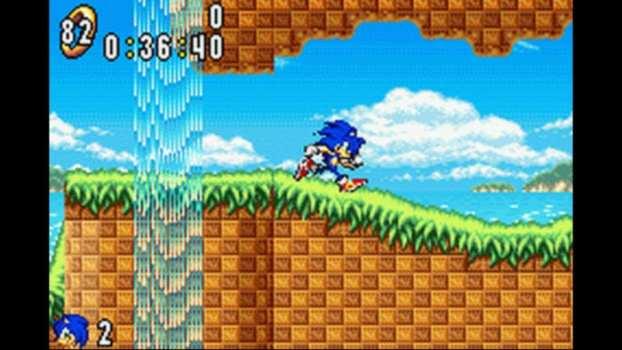 Sonic Advance - Game Boy Advance (2001)