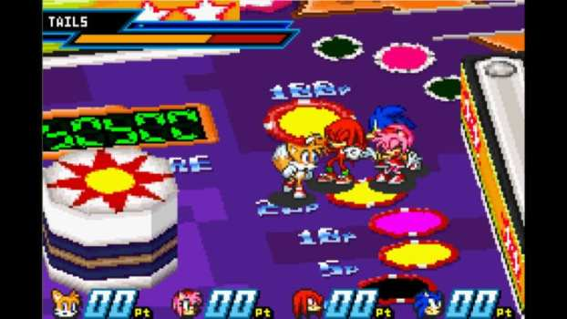 Sonic Battle - Game Boy Advance (2003)