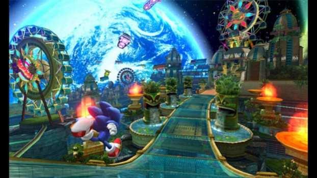 Sonic Colors - Nintendo Wii (2010)