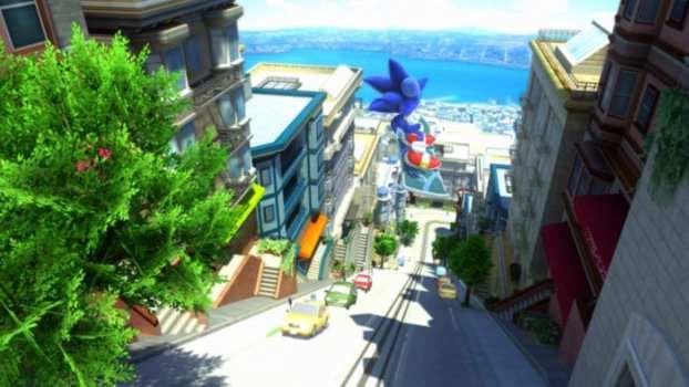 Sonic Generations - PS3, X360, PC (2011)