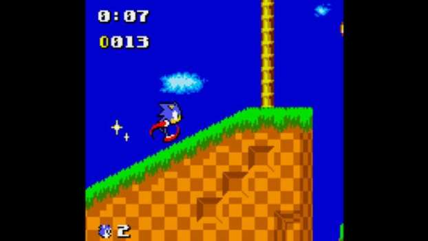 Sonic Pocket Adventure - Neo Geo Pocket Color (1998)