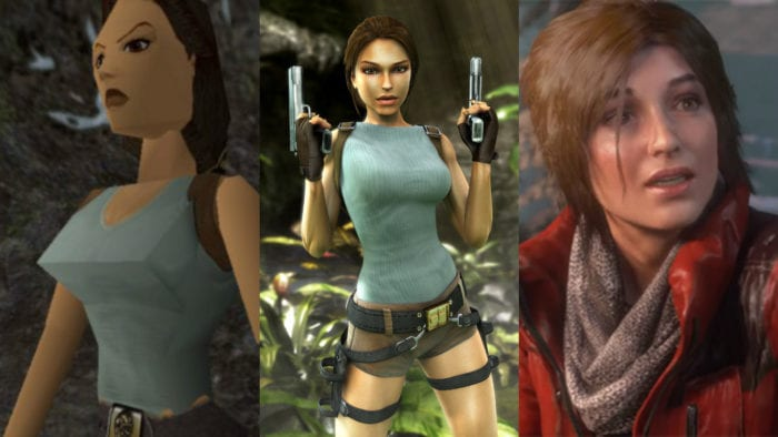Take A Look At How Tomb Raider S Graphics Have Changed Through The