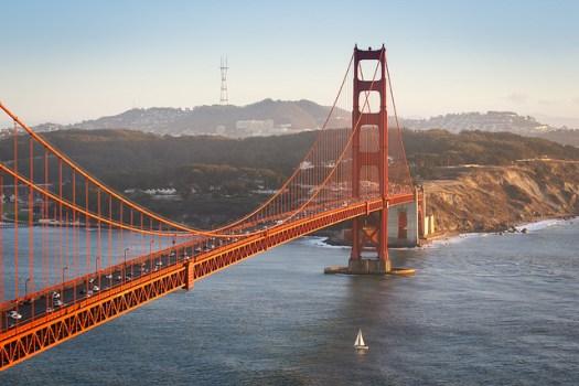 Golden Gate Bridge - Real Life