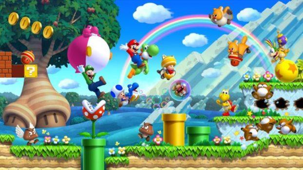 A 'New Super Mario' Title