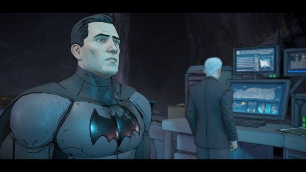 Telltale Batman Episode Four