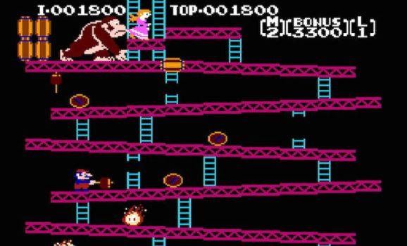 Donkey Kong (1986)