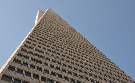 Transamerica Pyramid - Real Life