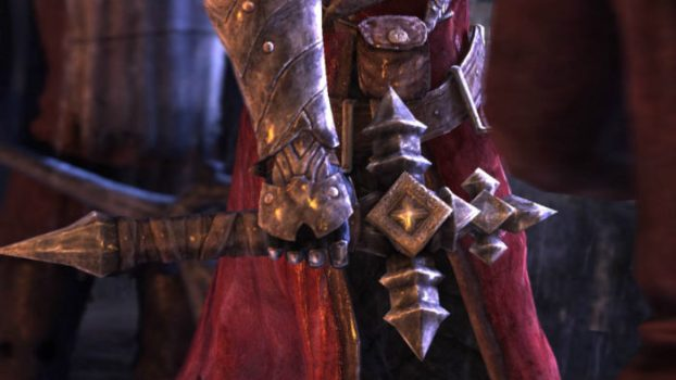 Combat Cross from Castlevania: Lords of Shadow
