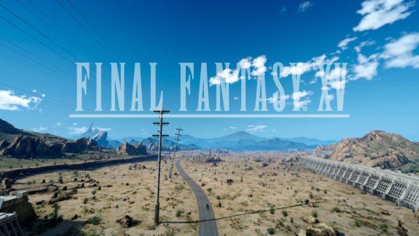 final fantasy xv, review, ffxv