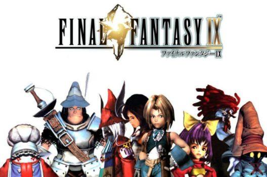 6. Final Fantasy IX