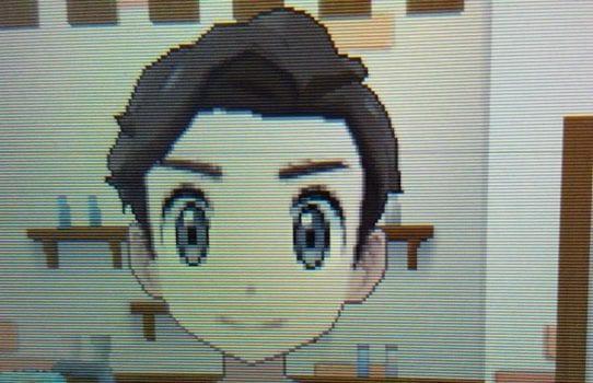 Pokemon Sun Amp Moon Male Hairstyles