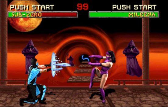 3. Mortal Kombat 2
