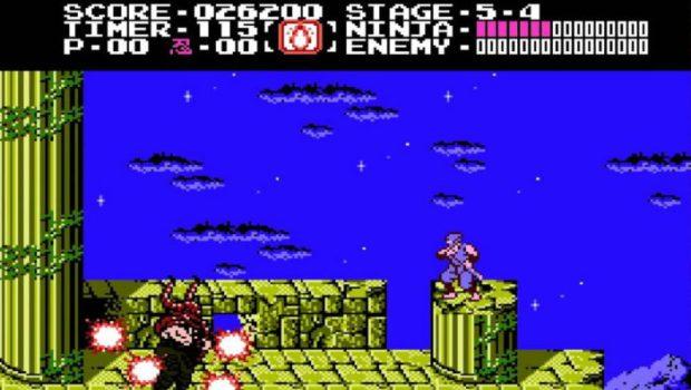 Ninja Gaiden (1988)