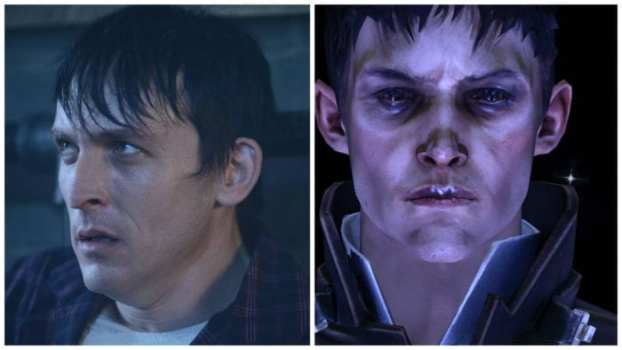 Robin Lord Taylor as The Outsider